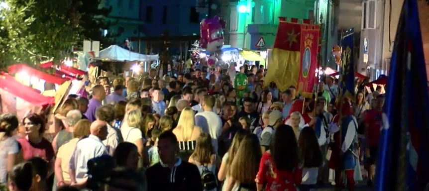 Video: Pomorska bitka u Bakru 2018