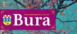 Novi broj gradskog glasila Bura
