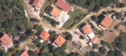 Obavijest o zatvaranju ceste na Krasici, u naselju Zamiščići