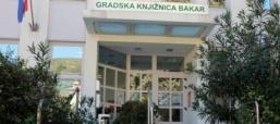 Gradska knjižnica Bakar s radom počinje u srijedu