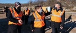 Rekonstrukcija ceste do Meje bit će završena do ljeta 2022.